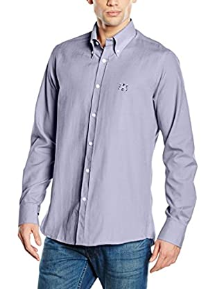 POLO CLUB Camicia Uomo Sticks Oxford