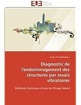 Diagnostic de L'Endommagement Des Structures Par Essais Vibratoires (Omn.Univ.Europ.)