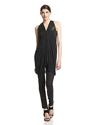 Rick Owens Lilies Women's Combo Top (Black)