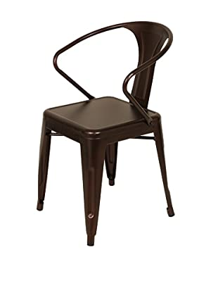 Control Brand Berit Arm Chair, Coffee
