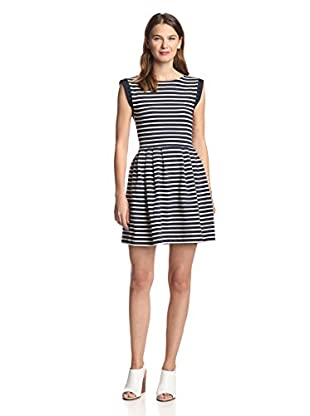 French Connection Women's County Stripe Dress