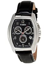 Timex E Class Analog Black Dial Men's Watch - T2M983