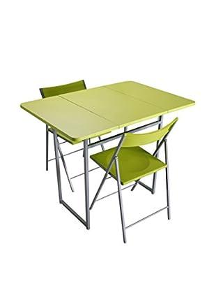 Mimma Tischgruppe grün