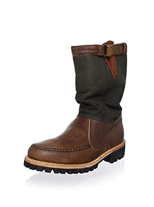Timberland Men's Takhead Pull-On Boot (Brown/Olive)