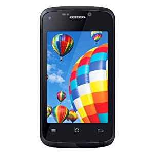 """iBall Andi 3.5kke Plus Mobile""""Special Grey"""" (Dual Core 1.2 GHz Pro & Jelly Bean 4.2"""
