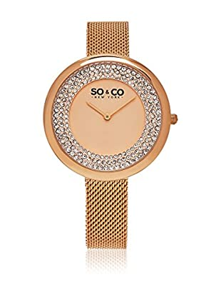 SO & CO New York Quarzuhr Woman GP16084 40 mm