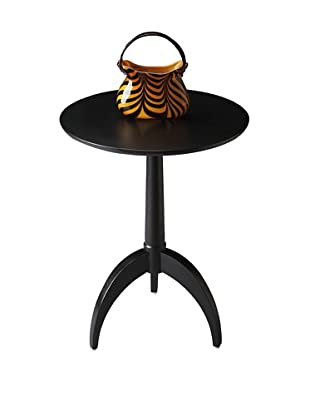 Butler Specialty Company Black Licorice Pedestal Table
