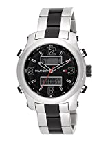 Tommy Hilfiger Analog-Digital Black Dial Men's Watch - TH1790949J