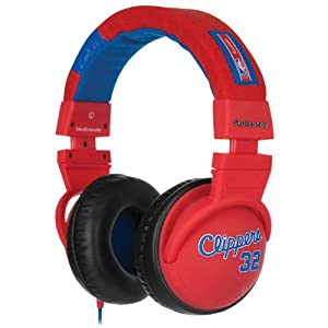 Skullcandy S6HEDY-049 Los Angeles Clippers Blake Griffin Hesh Headphones