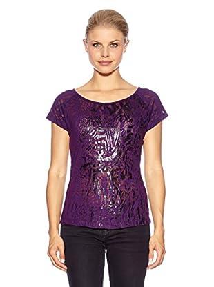 Anna Scott Camiseta Defqon (Violeta)