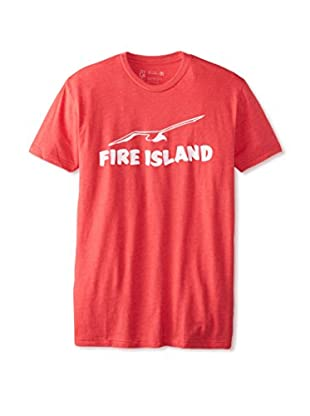 DiLascia Men's Fire Island Crew Neck T-Shirt
