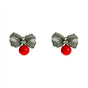 Daamak Jewellery Netted Butterfly Earring