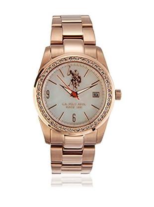 US Polo Association Reloj con movimiento cuarzo japonés Woman O