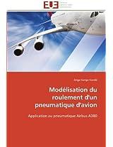 Modelisation Du Roulement D'Un Pneumatique D'Avion (Omn.Univ.Europ.)