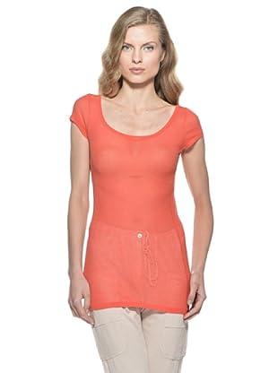 Stefanel T-Shirt (Koralle)