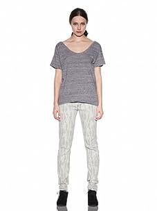 Rebecca Minkoff Women's Amour Tee (Grey)
