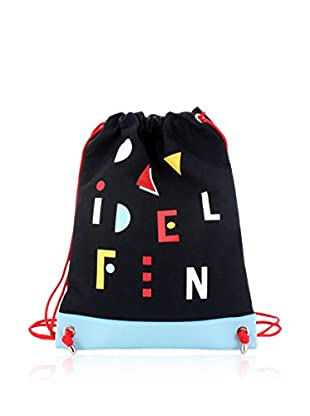 davidelfin Mochila Name Game Backpack Negro / Azul