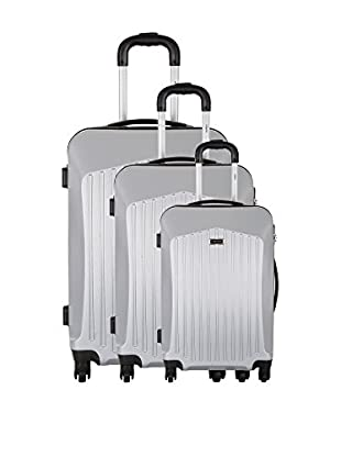 RENOMA Set 3 Trolley Rigido Baldwin