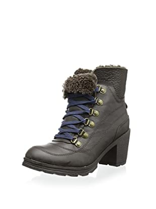 Cougar Women's Marla Lace-Up Boot (Brown)