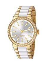 Esprit Three Hands Analog White Dial Women's Watch ES106052003