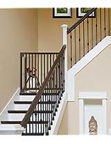Richell Expandable Walk-Thru Pet Gate