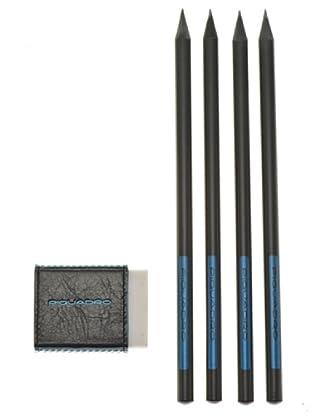 Piquadro Bleistift Set X4
