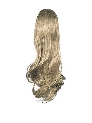 Love Hair Extensions Kunsthaar-Pferdeschwanz Victorian mit Kordel, 40,6cm, 10 Medium Ash Brown