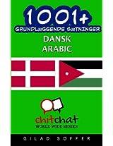 1001+ grundlæggende sætninger dansk - Arabic