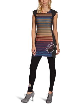 Desigual Vestido corto, 26V2087 (Marrón)