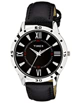 Timex Analog Black Dial Men's Watch - TW002E114