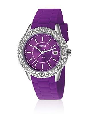 Esprit Quarzuhr Es106212005 violett 36  mm