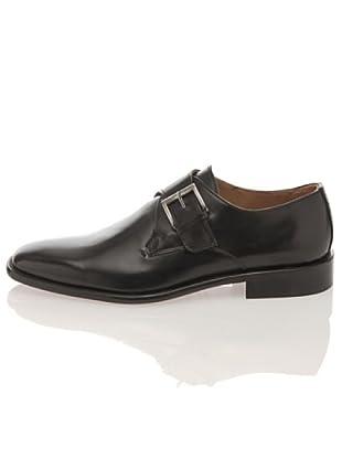 British Passport Zapatos (Negro)