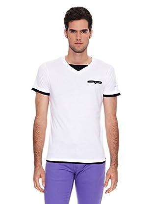 Six Valves Camiseta Manga Corta (Blanco)