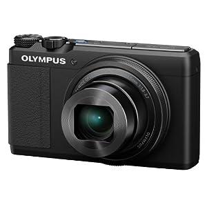 OLYMPUS デジタルカメラ STYLUS XZ-10 1200万画素 裏面照射型CMOS 光学5倍ズーム F1.8-2.7「i.ZUIKO DIGITAL」レンズ 3.0型LCD XZ-10