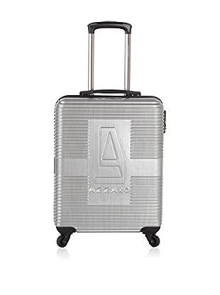 Azzaro Trolley 60500/50Blu Blu Valise Cabine Low Cost 4 Roues   50  cm