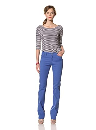 Christopher Blue Women's Scarlet Boot Cut Pant (Anchor Blue)