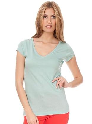 Armand Basi Camiseta Izana (verde agua)