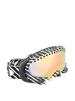 OAKLEY Skibrille A-Frame schwarz/weiß/mehrfarbig