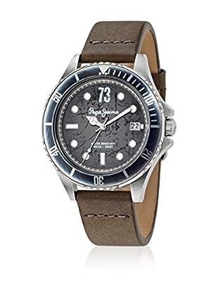 Pepe Jeans Uhr mit japanischem Quarzuhrwerk Man BRIAN 43 mm