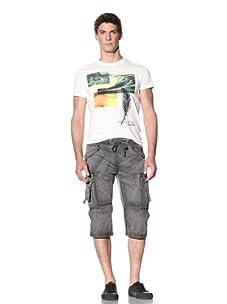 Rogue Men's Sublime Drawstring Shorts (Cool Grey)