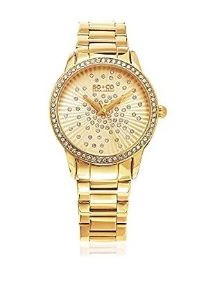 SO & CO New York Uhr mit japanischem Quarzuhrwerk Woman GP16022 40 mm