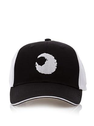 Middle Moon Gorra Scope (Negro / Blanco)