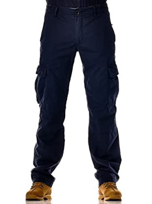 Timberland Pantalón Cargo (Azul oscuro)