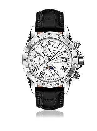 André Belfort Reloj automático Man Le Capitaine Blanco 38 mm