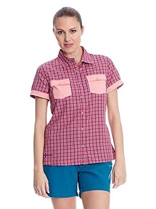 Lafuma Sportswear Camisa Mujer Check