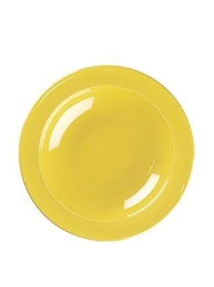 Emile Henry Salad Plate, Citron Yellow, 8.75\
