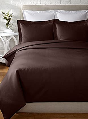 Westport Linens 1200 TC Egyptian Cotton Duvet Sets (Chocolate)