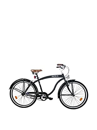 Cicli Cloria Milano Fahrrad Loreto schwarz