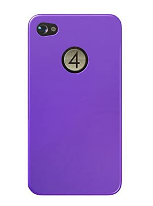 Blautel Case für iPhone 4 (Violett)