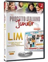 Progetto Italiano Junior: Lim (Lavagna Interattiva Multimediale) DI Progetto Italiano Junior 2